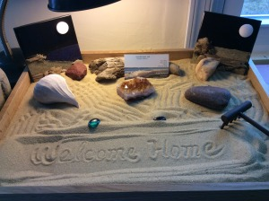 A Sandscape at home